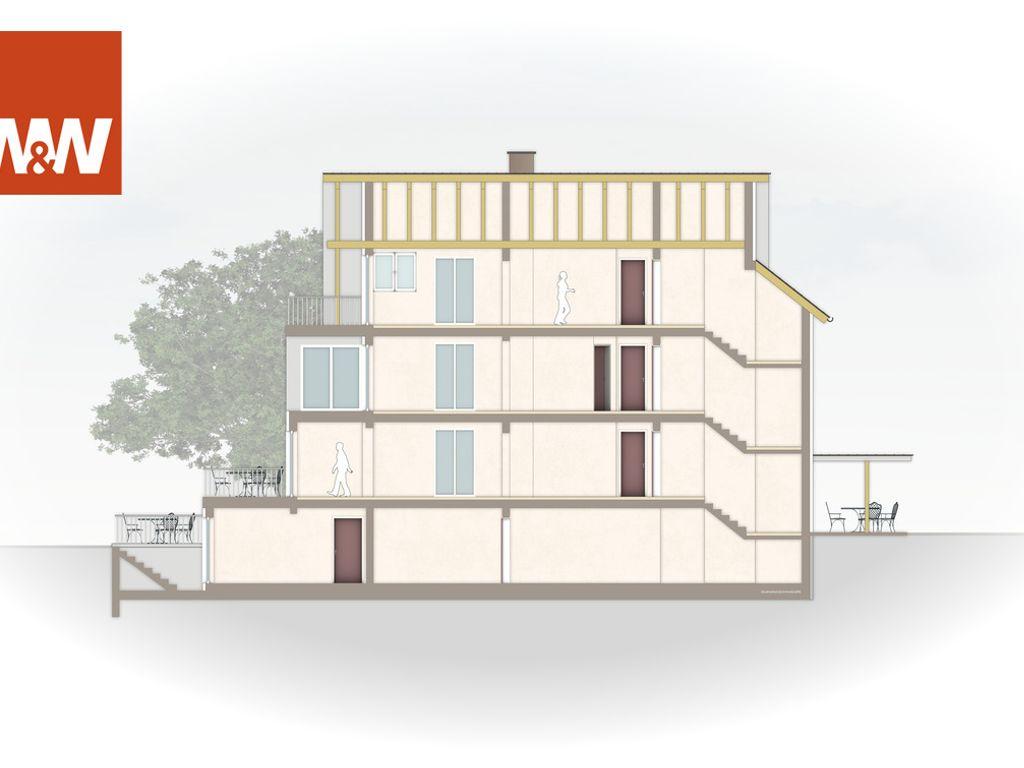 neubau 4 familienhaus mit eig gestaltungsm glichkeiten 2 garagen 3 carports 3 stellpl tzen. Black Bedroom Furniture Sets. Home Design Ideas