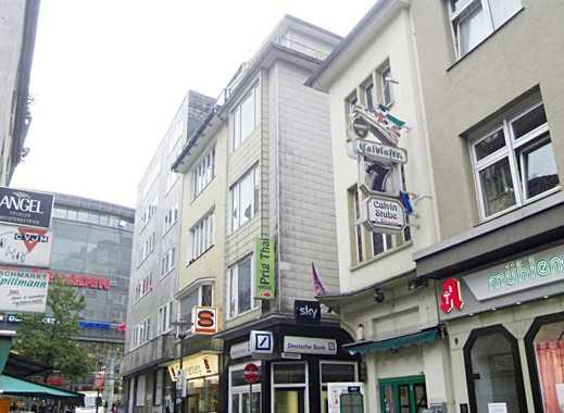 Kleines Restaurant im Obergeschoss + Wohnung über Calvin Nr. 7 zu vermieten