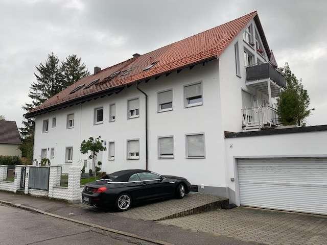 Sehr schöne 4 Zimmer Terrassenwohnung im 1.OG in Untermenzing (München)
