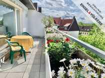 Ruhige Maisonette-Wohnung in Herrenhausen - auch
