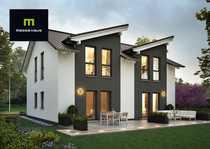Hochwertiges Zweifamilienhaus - auch als Doppelhaus