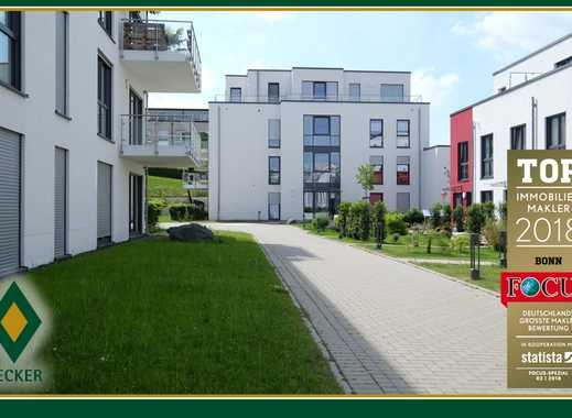 Neuwertige 4-Zimmer-Wohnung mit Wannen-/Duschbad und Sonnenbalkon in Bonn-Duisdorf