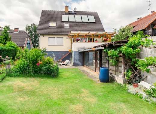 Freistehendes Einfamilienhaus am waldreichen Stadtrand von Berlin-Tegel
