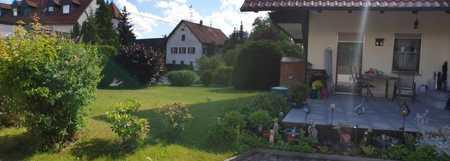 Erdgeschosswohnung in Zweifamilienhaus, mit Süd-Terrasse und Garten! in Friedberg (Aichach-Friedberg)