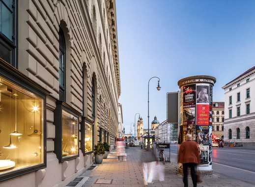 Das Ludwigpalais - Etablierter Standort für exklusives Interieur - Verkaufsfläche zu vermieten!