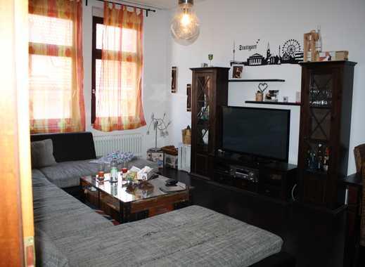 1 Zi.- in WG !!! 25 qm Zimmer in einer  WG - sehr gepflegt mit Küche und Bad,  Mitten in Stuttgart
