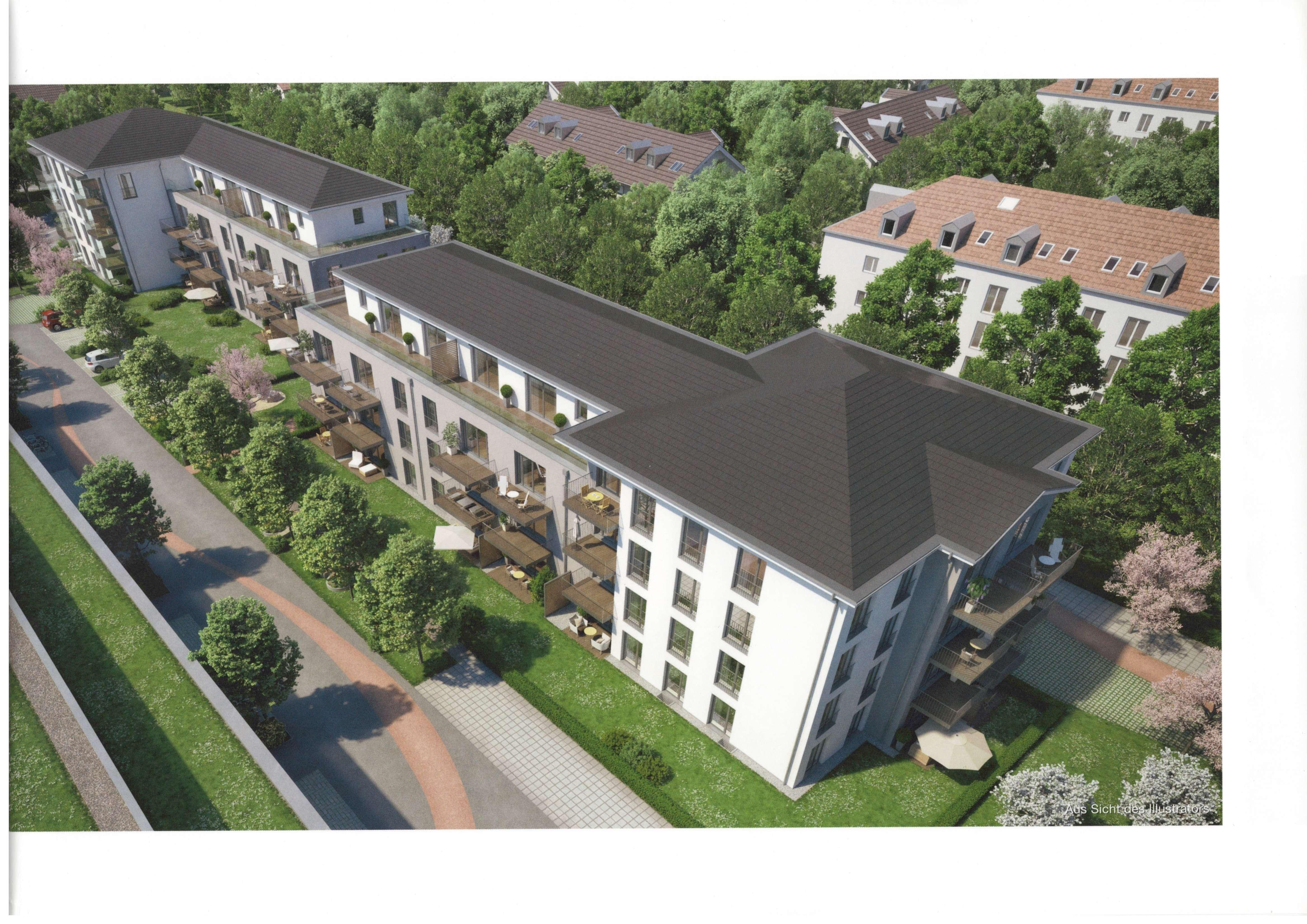 Zeitlos schön! Neubau 3-Zimmer ETW in Landsberg am Lech in Landsberg am Lech
