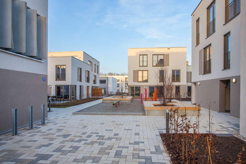 2-Zimmerwohnung mit Terrasse in Südost (Ingolstadt)
