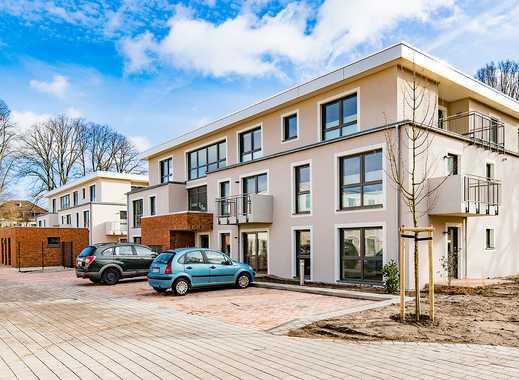 Erstbezug! Seniorenwohnungen in bester Lage von Neumünster mit Einbauküche – barrierefrei/stadtnah