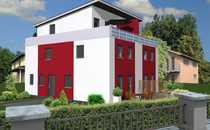 NEUBAU-Doppelhaushälfte mit Keller Bauen ohne