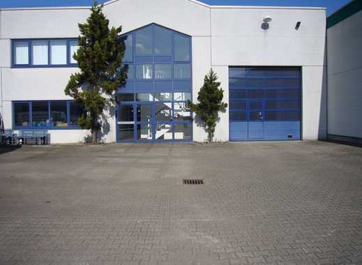 Lager-, Produktion und Bürofläche direkt an der A1