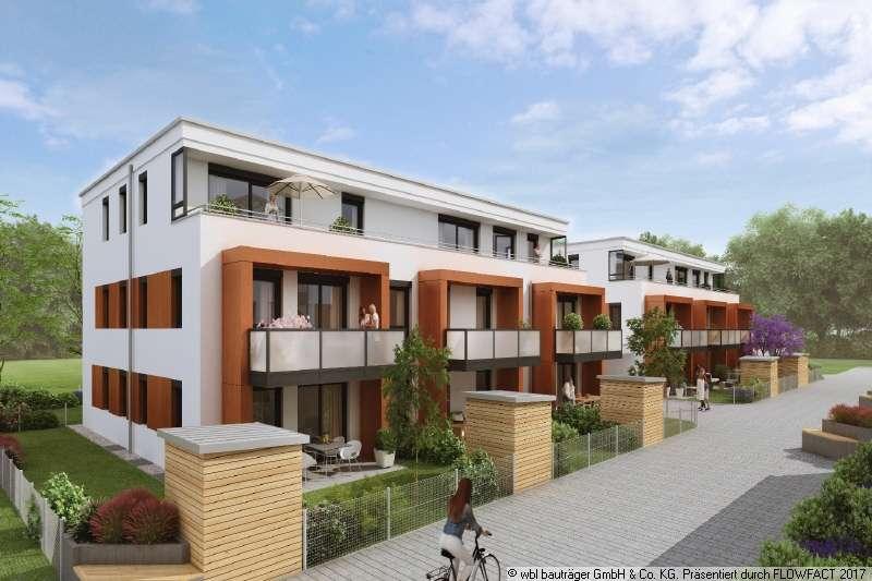 Ganz neu - Lichtdurchflutete 4-Zimmer-Wohnung im beliebten Familienwohngebiet in Landsberg am Lech
