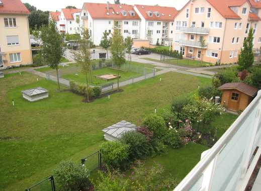 Exklusive, modern 3-Zimmer-Wohnung direkt am Grünzug von Ismaning