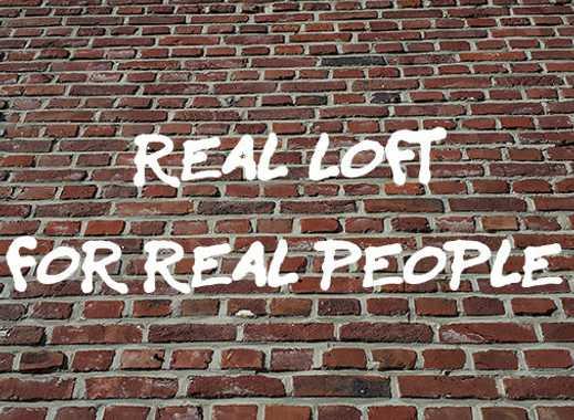Real Loft for Real People - Verfügbares Loftbüro mit toller Atmosphäre