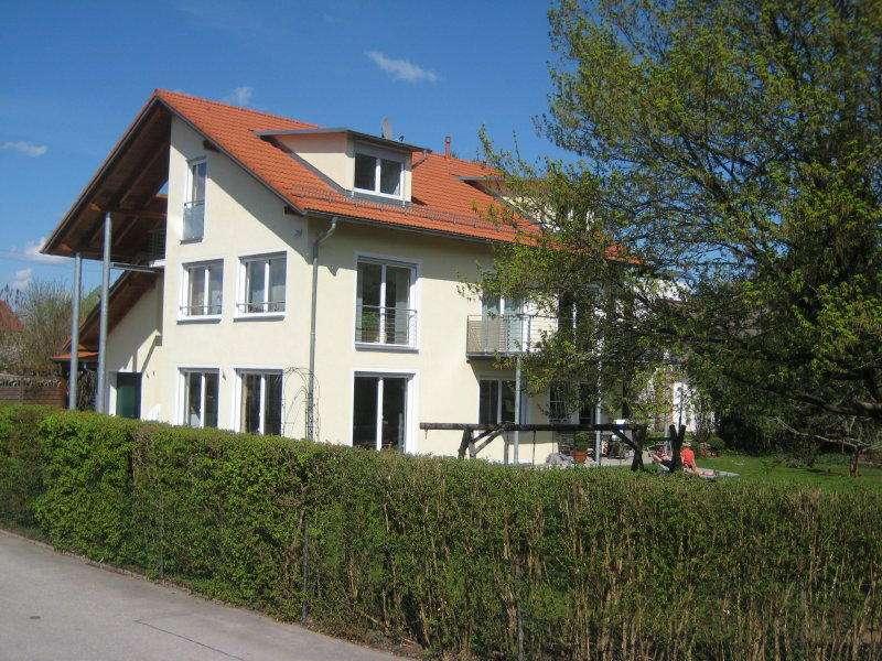 Helle, moderne 2 Zimmer Wohnung im Grünen