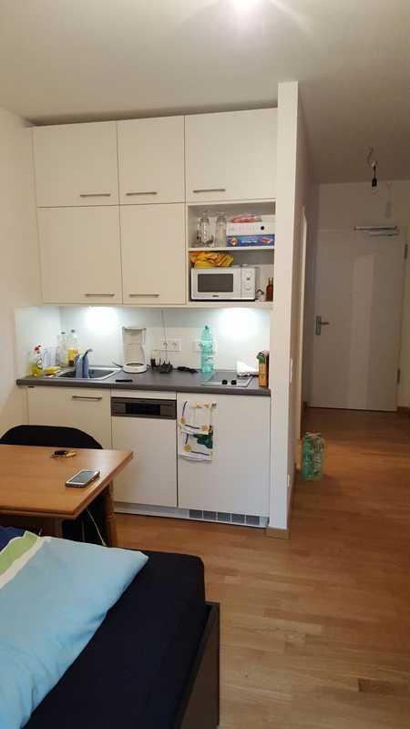 Tolles 1-Zimmerappartment mit Einbauküche und schönem Bad in Ramersdorf (München)
