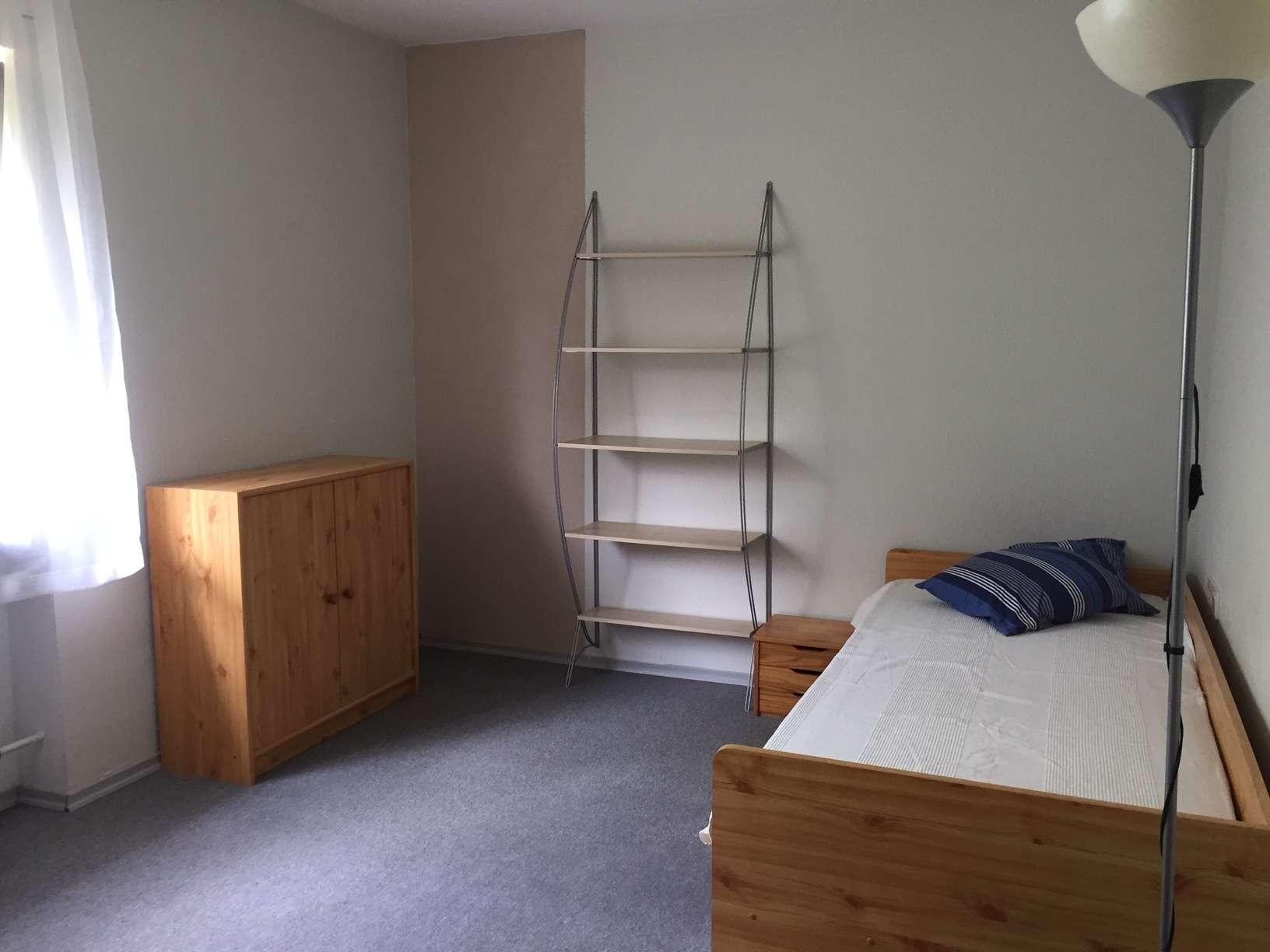 WG-Zimmer in großzügiger Wohnung zu vermieten in