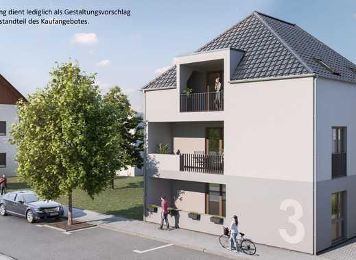 Eigentumswohnung im Erdgeschoss in einer Neubauwohnanlage mit 6 Wohneinheiten