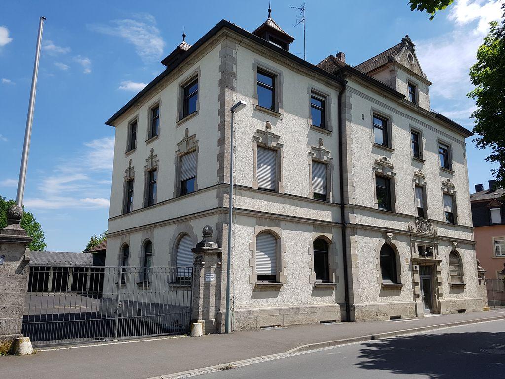 .. historisches Gebäude