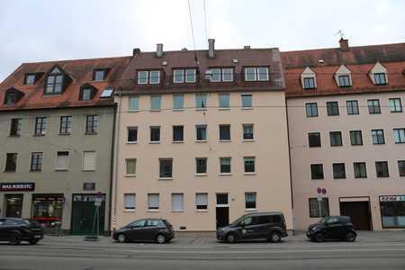 Schöne Drei-Zimmer-Wohnung in Augsburg, Innenstadt in Augsburg-Innenstadt