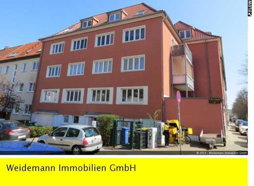 helle 2-Raum-Wohnung im Hansaviertel