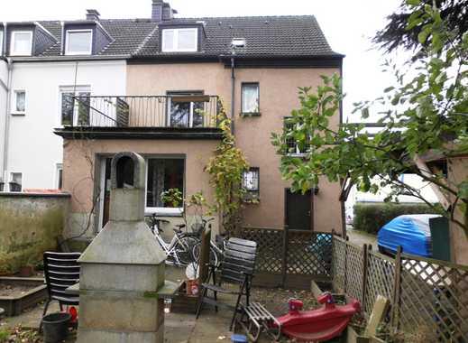 IMMOKONZEPT-NIEDERRHEIN: 1 oder 2 Familienhaus, Dachterrasse, Garten ins grüne, Garage usw....
