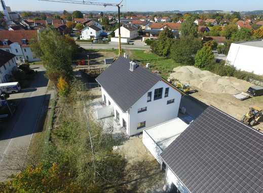... Erstbezug in ca. 130 m² Neubau-DHH mit Garten in ruhiger Lage in Mühldorf-Nord ...