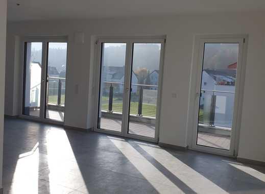 NEUBAU ERSTBEZUG LUXUS 2-Zimmer-Penthouse-Wohnung in Hennef (Sieg)