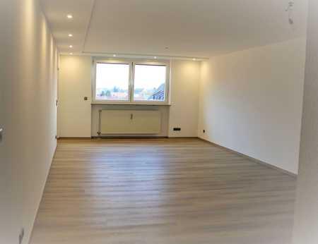 Modernisierte, helle 3-Zimmer-Wohnung mit Balkon in ruhiger Südstadt-Lage in Südstadt (Fürth)