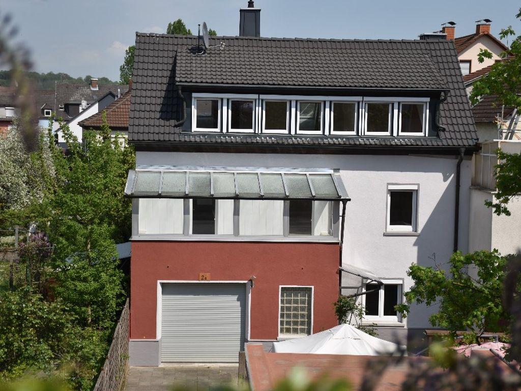 DAS WINTERGARTEN-HAUS - 5 Zimmer - KFW-kernsaniert - SOFORT FREI ...
