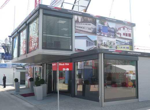 Wohn-Gewerbe Container Kauf ? ohne Grundstück - Neubau aus Wohncontainer