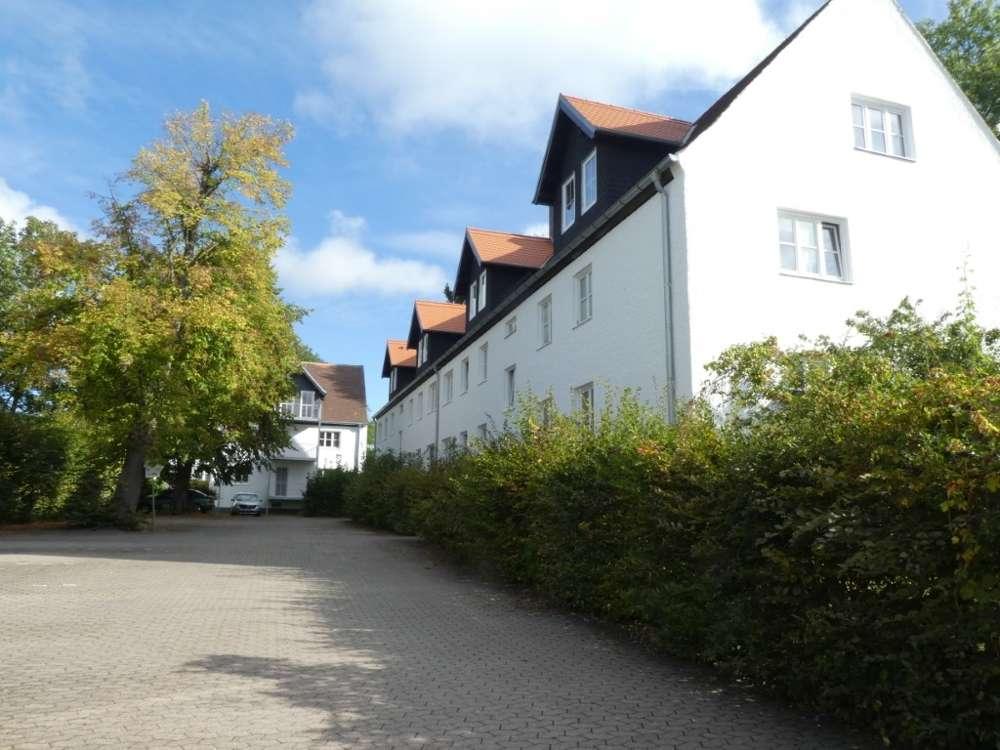 Sofort beziehbare, neu entstandene 2-Zimmerwohnung mit Balkon in Teilort Ansbach in