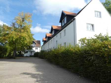 Sofort beziehbare, neu entstandene 2-Zimmerwohnung mit Balkon in Teilort Ansbach in Hennenbach (Ansbach)