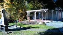 Sehr ruhige 1-R-Whg teilmöbliert Gartenmitbenutzung