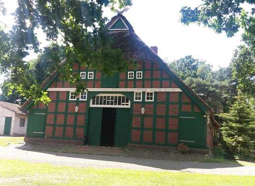 Osterholz Scharmbeck, Resthof in stadtnaher Alleinlage