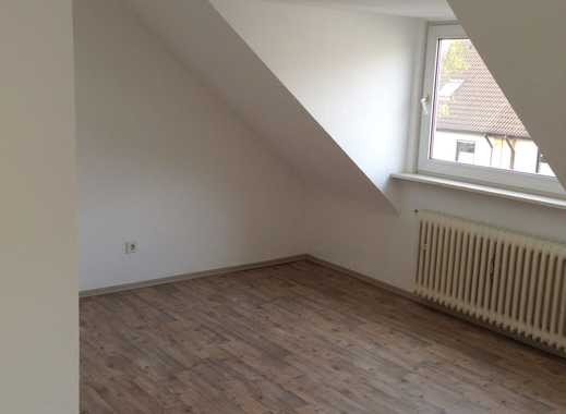 Ansprechende, gepflegte 1-Zimmer-Dachgeschosswohnung in Essen