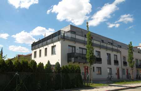 Moderne, hochwertige 2-Zimmer-Gartenwohnung mit Westterrasse in Altperlach in Perlach (München)