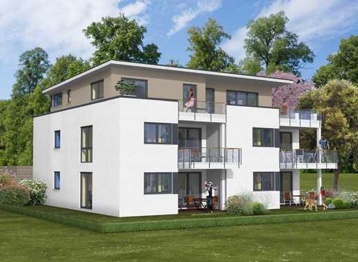 VERKAUFT!!! 2. Bauabschnitt! Moderne 2-Zimmerwohnung mit Gartenanteil!
