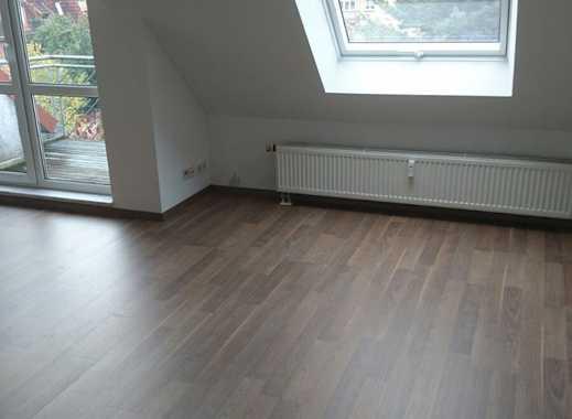 2 Zimmer im Dachgeschoß mit Balkon+ Stellpl. in Nordhausen Weidenstrasse 13