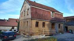Schöne drei Zimmer Wohnung auf dem Land in ruhiger Dorflage in Lichtenfels