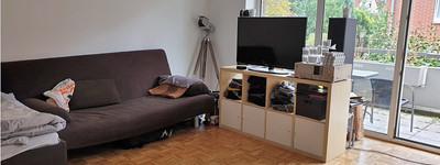 Schöne 3 Zimmer-Wohnung mit großem Westbalkon und Gäste-WC in Bad Oeynhausen-Zentrum