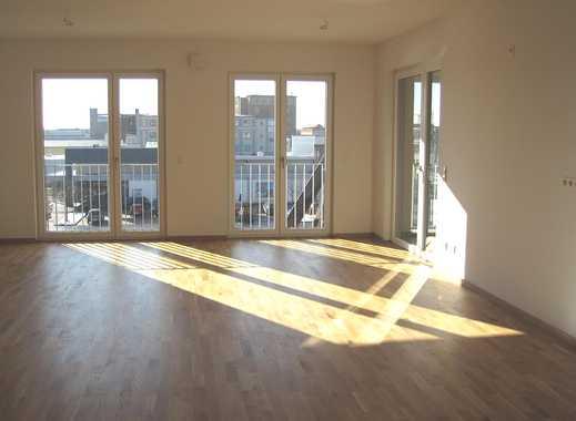 Zentrumsnah und direkt am Stadtpark! Ideal geschnittene 4-Zimmer-Wohnung mit 2 Bädern und Loggia