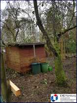 Ruhiges Gartengrundstück in zentraler Lage