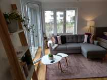 Moderne 1-Zimmer Wohnung im Gallus