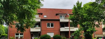 Nähe Innenstadt! Barrierefreies Wohnen. 2-Zimmer-Wohnung mit Balkon in Bad Oeynhausen