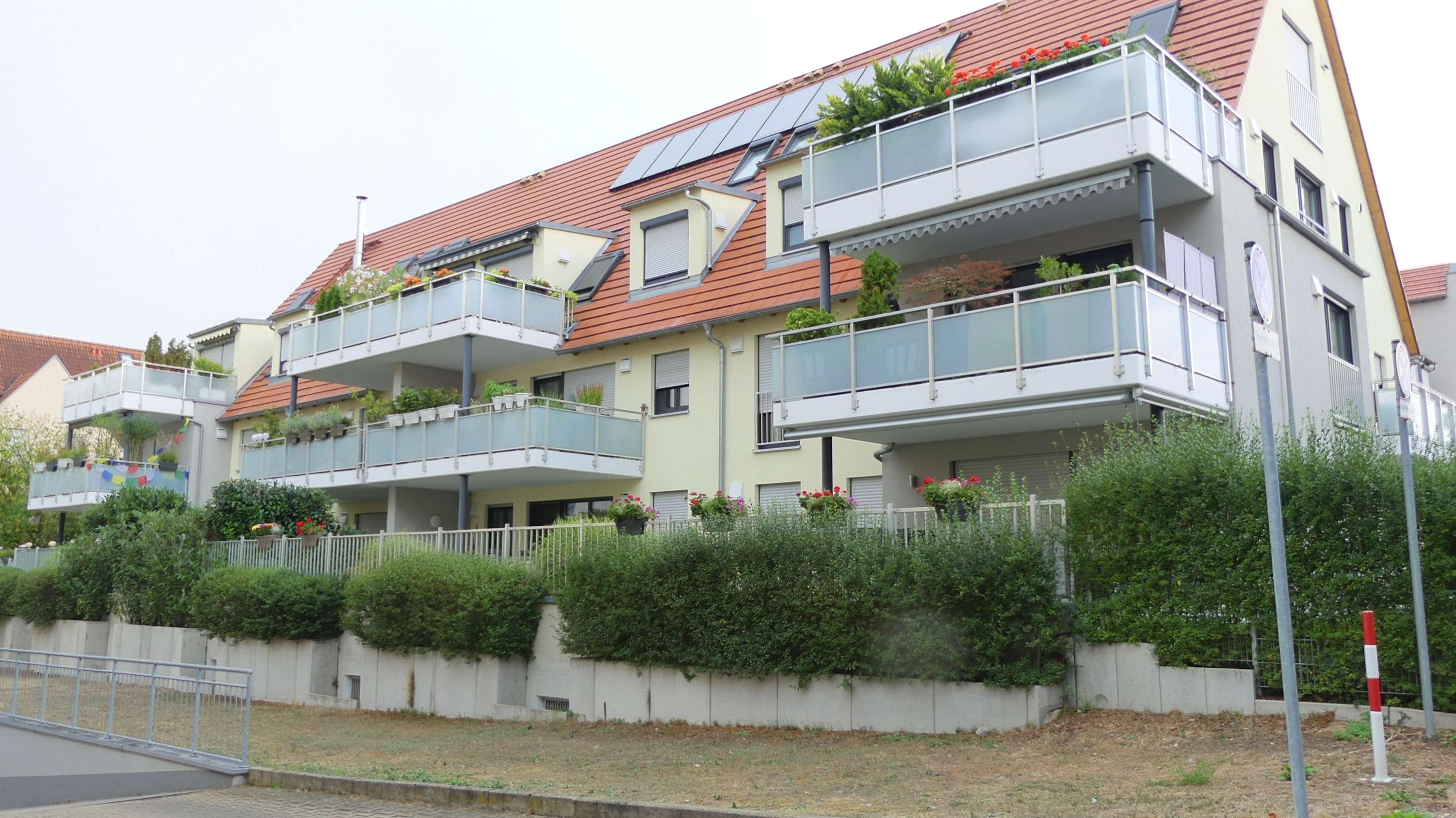 Moderne 3-Zimmer-Wohnung in 90547 Stein in