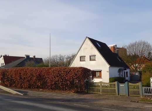 Einfamilienhaus auf großem Grundstück im Zentrum von Schwanewede