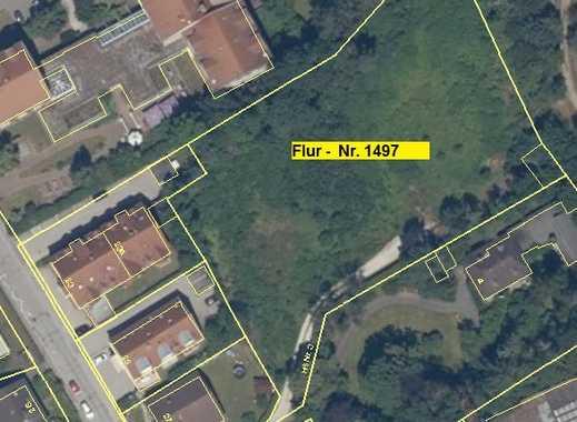 """Grundstück 5491m² in Burglengenfeld, zentrale Lage am Stadtpark """"Galgenberg"""""""