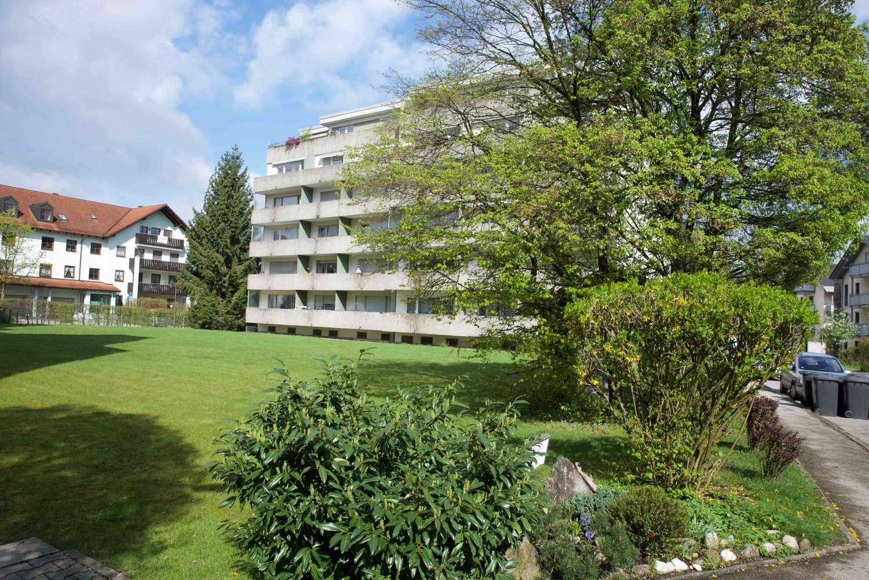 Zentrumsnahe 2 Zimmer Wohnung in Grafing bei München