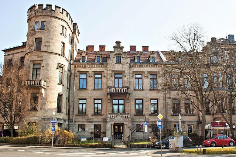 1-Zimmer-Appartement in sehr zentraler Coburger Innenstadtlage in Coburg-Zentrum (Coburg)